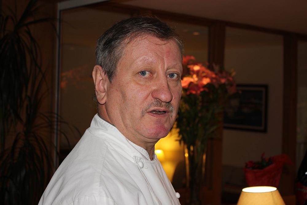 Eric duval les ma tres restaurateurs en pays basque for Cuisinier basque